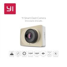 YI Smart Dash Caméra De Voiture DVR de Vision Nocturne HD 1080 P 2304×1296 2.7 «165 Degrés 60fps ADAS sûr Rappel WiFi