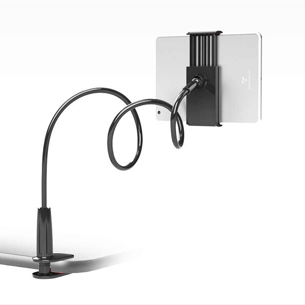 Suporte magnético universal do telefone para o telefone móvel dobrável 360 graus de rotação tablet titular mini mesa cabeceira suporte montagem