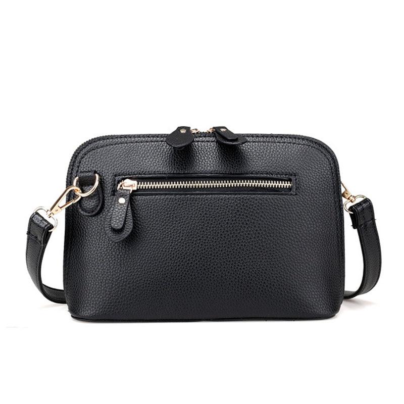 HJPHOEBAG Fashion Design women bag envelope handbags High quality PU Zipper Flap  Shell Clutches Bags Women Shoulder Bags Z-458