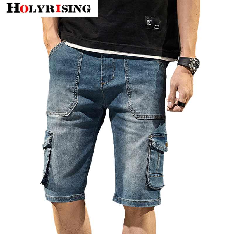 Pioneer Camp Casual Shorts Men brand clothing summer Breathable Shorts male top quality stretch straight solid