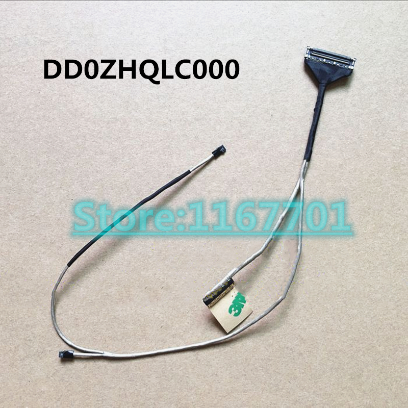 LVDS LCD Video Display Screen Cable DD0ZHQLC000 for Acer Chromebook 11 CB3-111