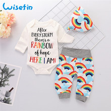 Wisefin Child Boy Clothes Set Fall Lengthy Sleeve Toddler New child Boy Garments Autumn 2018 Cute Christmas Little Boys Winter Outfits