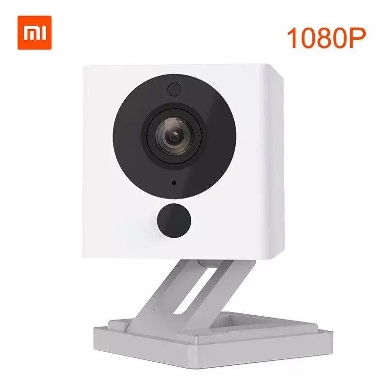 Original Xiaomi CCTV Mijia Xiaofang 110 grados F2.0 8X1080 P Digital Zoom inteligente Cámara IP inalámbrica WIFI cámaras Cam Cámara IP inalámbrica Wifi 1080 PTZ al aire libre velocidad cámara de seguridad Domo Pan Tilt 4X Zoom Digital red cctv vigilancia