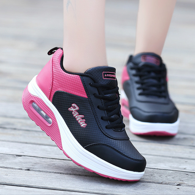 Shoes platform students sports shoes breathable running shoes casual shoes