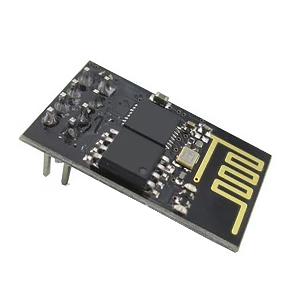 ESP8266 Serial Port Wifi Module Remote Wireless transceiver Module Through Walls Small Size Support AP/STA Q035 official doit mini ultra small size esp m2 from esp8285 serial wireless wifi transmission module fully compatible with esp8266