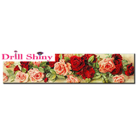 Home Beauty Room Decoration Diamond Painting New 3d Diy Diamond Embroidery Kits Mosaic Wall Decor Flowers