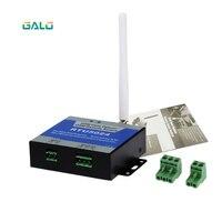12V DC Power Adapter GSM Garage Sliding Swing Gate Door Opener Remote Switch Controller Wireless Door