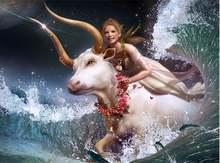 5d diy Алмазная картина для девочек 3d вышивка корова крестиком