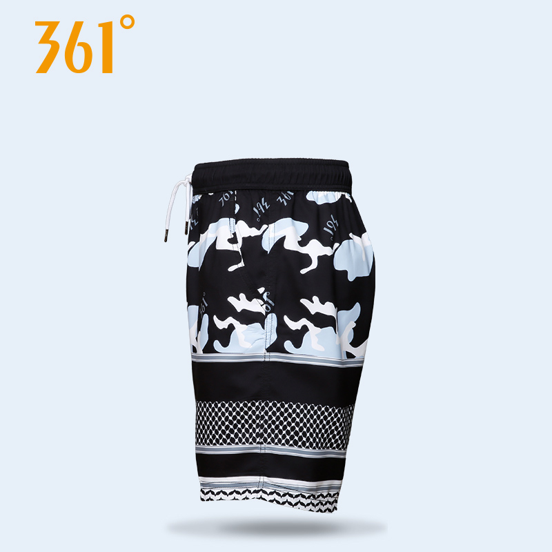 361 Men Board Shorts Mnes Swimming Surfing Beach Pants Sports Quick Dry Mens Swimming Trunks Boxer Swim suit Male Swim Wear in Surfing Beach Shorts from Sports Entertainment