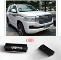 Land Cruiser obd car LC200 Window +mirror FOLDING + LOCK