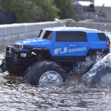 Newest large recharge radio control go anywhere truck vehicle XQWR16 1 amphibious Waterproof RC off road