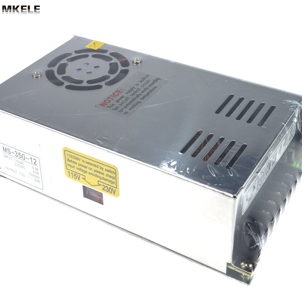 MS 350 12 350w switching power supply smps mini size single output ...