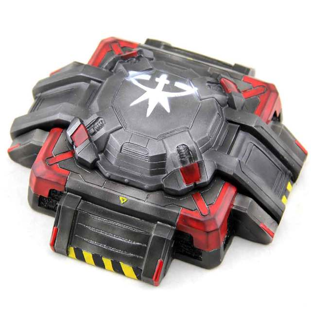 2016 New Garage Kits Starcraft Terran Bunker Model Ashtray With Lids Storge In Stock Wholesale 1