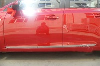 Stainless Steel Body door Side Molding trim Chrome for CHEVY Cruze 2009 2010 2013