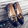 Big Size 41 Women Flat Shoes Leather Horsehair Shoes Woman Fashion Tassels Loafers Spring Footwear Brand