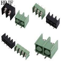 Kf7.62mm 2/3/4pin 300 v 20a 7.62mm passo reto conector do bloco terminal do parafuso do pwb do conector da agulha|Blocos de terminais|Renovação da Casa -