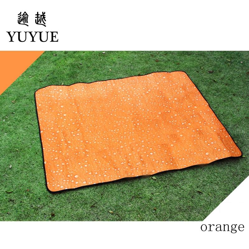 150*180cm beach mats for outdoor camping tent fishing picnic camping mattress beach blanket for outdoor tent send free mat 5