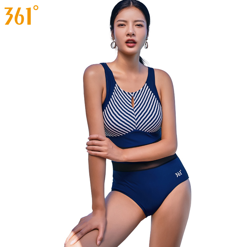 361 Women Swimwear Sexy One Piece Swimsuit  Mesh Transparent Backless Push Up Thong Hollow Out Pool Bath Suit