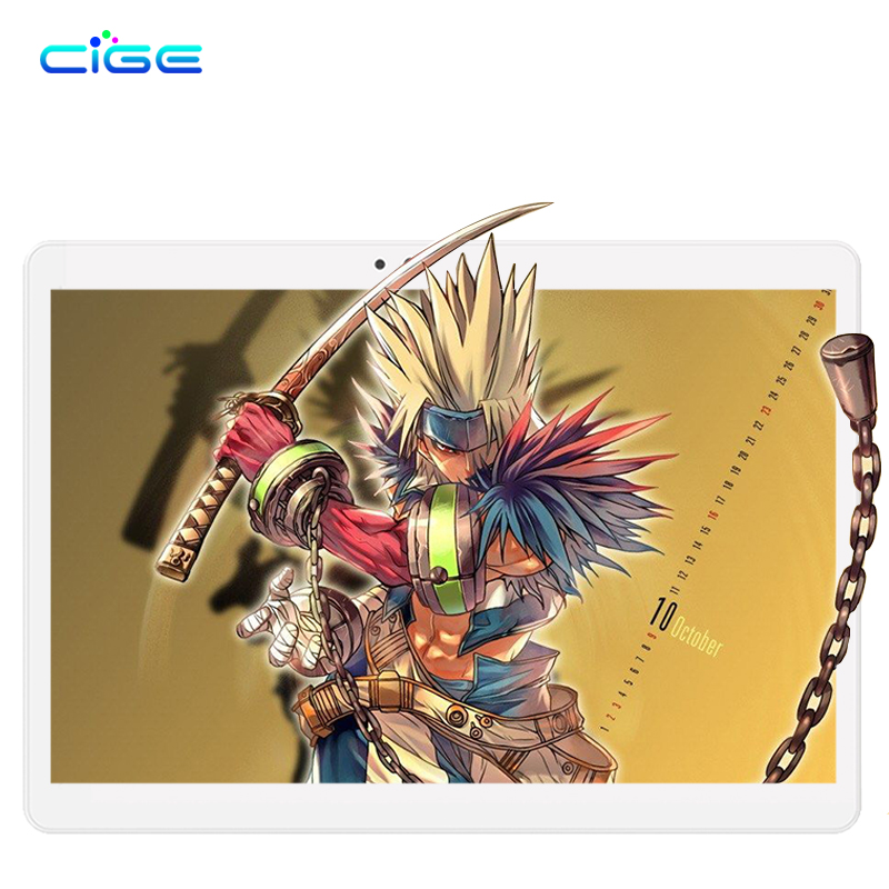 CIGE M9 Tablet PC Newset 10.1 inch Tablets 4GB RAM 64GB ROM Phone Call Dual SIM Card WIFI 4G Lte bluetooth Octa core MT8752 你好 法语4 学生用书 配cd rom光盘