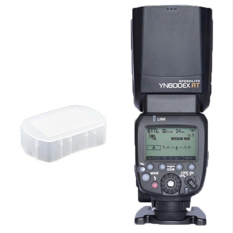 YONGNUO YN600EX-RT 2.4G Wireless HSS 1/8000s Flash Speedlite For Canon Camera as 600EX-RT yongnuo speedlite wireless transmitter yn e3 rt for canon cameras as st e3 rt