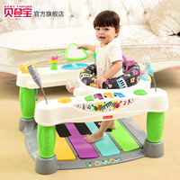 BABY THRONE Musical Baby Walker Prevent Rolling Child Walker With Music Hot Baby Walker