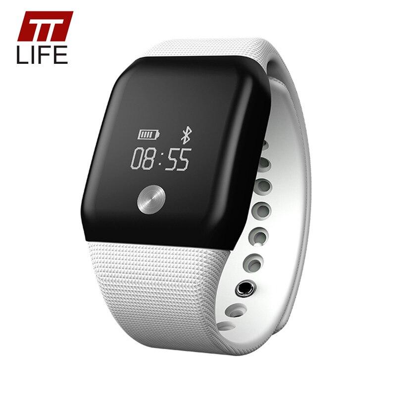 TTLIFE бренд A88 + смарт-часы Для мужчин Дети Многофункциональный OLED Сенсорный экран Смарт-браслет Водонепроницаемый умных часов для iOS и Android