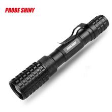 Cheap price 2017 NEW FREE SHIPPING Tactical Police 12000LM Zoom XM-L T6 LED 5Modes Flashlight Aluminum Torch set N1