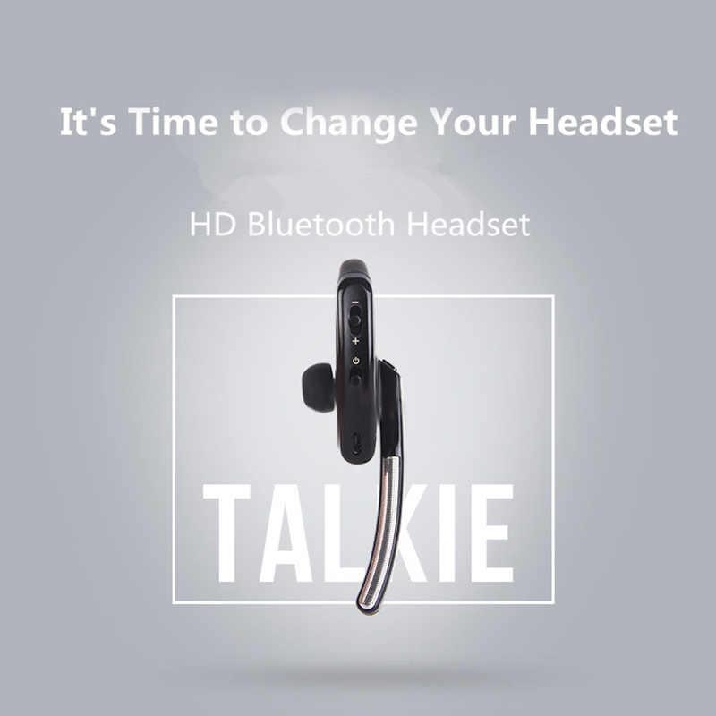 Bezprzewodowe Walkie Talkie zestaw słuchawkowy bluetooth słuchawki dla Motorola obsługi KENWOOD zestaw słuchawkowy Baofeng UV-5R UV-82 słuchawki Baofeng akcesoria