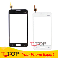 4 5 Inch Touch Panel Front Glass For Samsung Galaxy Core 2 G355 G355H Touch Screen