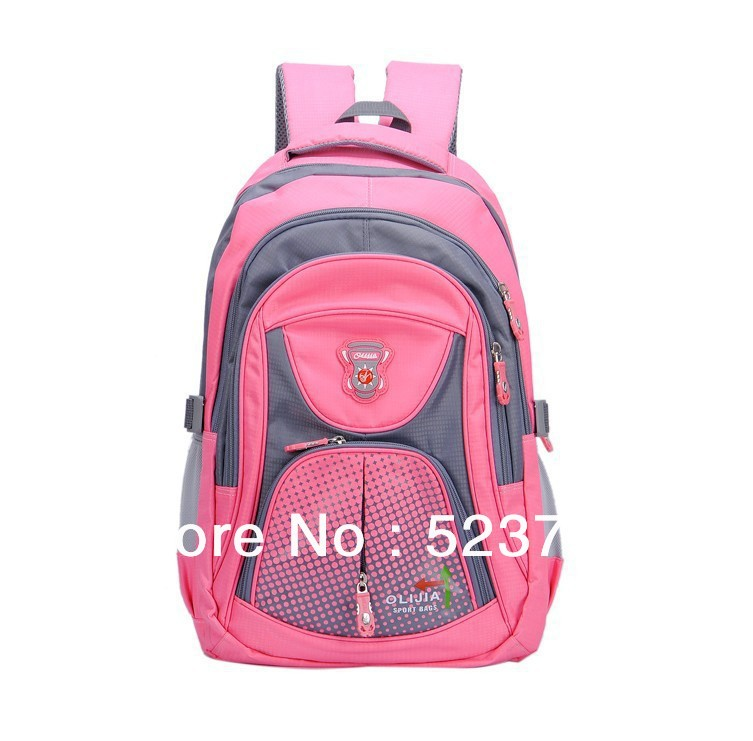 high quality girls boy middle school student strong scool book bag ...