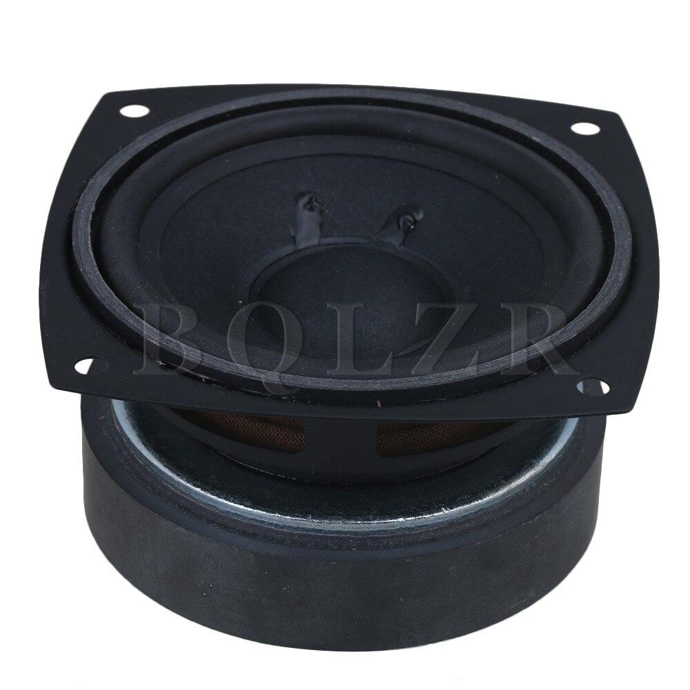 BQLZR 3 Inch Subwoofer Full-Range Speaker P3-19ALW Audio Loudspeaker 8 Ohm wireless bluetooth speaker led audio portable mini subwoofer