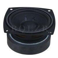 BQLZR 3 Inch Subwoofer Full Range Speaker P3 19ALW Audio Loudspeaker 8 Ohm