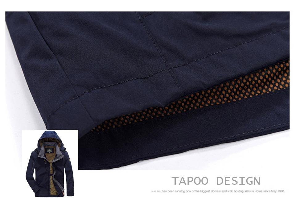 casual men jacket detail 5