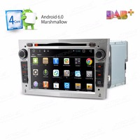7 Android 6.0 OS Special Car DVD for Opel Zafira 2005 2011 & Meriva 2006 2010 & Combo 2006 2010 with Full RCA Output Support