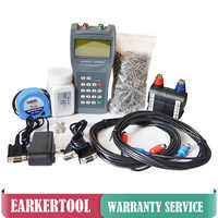 Débitmètre liquide ultrasonique de TDS-100H tenu dans la main numérique avec le débitmètre portatif du transducteur L2 (DN300-6000mm)