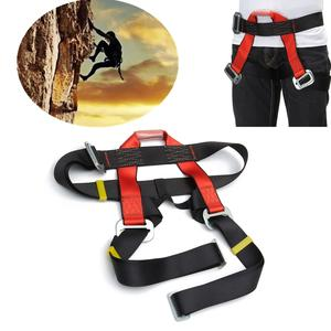 Outdoor Half Body Protecting for Rock Harnesses Belt Safety