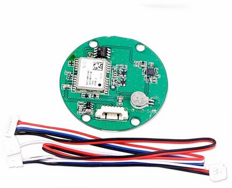 Original Walkera TALI H500 FPV Multirotor Spare Parts GPS-05 Module TALI H500-Z-17 original walkera tali h500 fpv multirotor part worm servo tali h500 z 21 free shipping with tracking