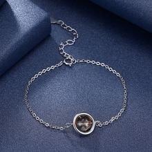 Высококачественные бриллиантовые браслеты для женщин ювелирные