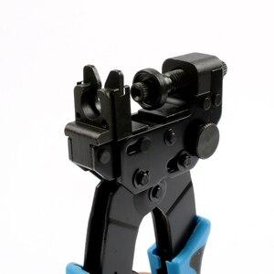 1 шт. F тип плоскогубцы для кабеля сверхмощный коаксиальный кабель Обжимные Щипцы обжимной инструмент для RG59 RG6-F BNC RCA обжимные плоскогубцы