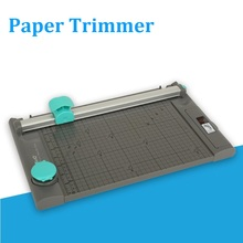 A4 Paper Cutter Paper Trimmer Paper Processing Machinery  4 Knives (Straight Line,Dotted Line,Wavy Line,Fold) and Round Corner