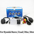 Car Parking Camera For Hyundai Starex / iLoad / iMax / i800 2007~2016 / Wire Or Wireless HD CCD Night Vision Rear View Camera