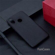 Per Il caso di Xiaomi Mi 8 Caso Pianura Molle di TPU Per Xiaomi Mi 8 SE Cover In Silicone Ultra Sottile di Protezione Posteriore copertura Xiamo vendita