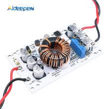 DC-DC de placa de aluminio de 600W, módulo de fuente de alimentación de corriente constante, potenciador ajustable de 10A, controlador Led para Arduino