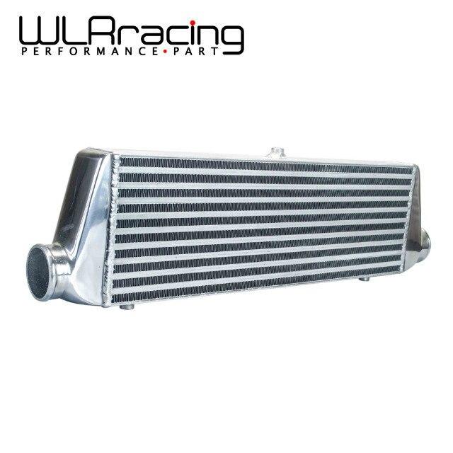 WLR RACING - 550*180*65mm Universal Turbo Intercooler bar&plate OD=2.5 Front Mount intercooler WLR-IN812-25 pivot 450x300x76 alloy turbo front mount intcooler bar
