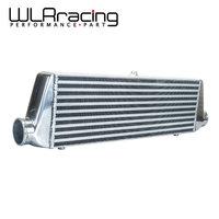 WLR RACING 550*180*65mm Universal Turbo Intercooler bar&plate OD=2.5 Front Mount intercooler WLR IN812 25