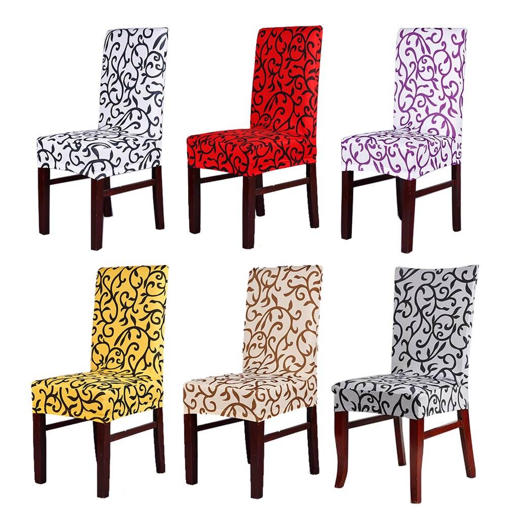 Cheap Black Dining Chairs: Cheap 6pcs/lot Household Modern Dining Chair Cover Black