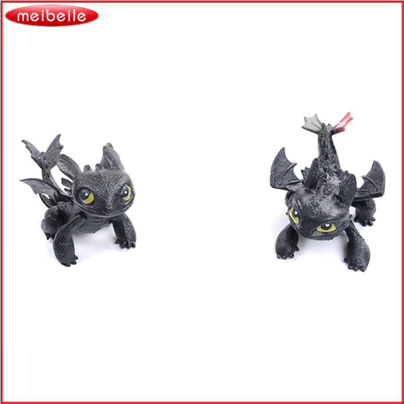 How To Train Your Dragon 2 Toys Action Figures Night Fury Toothless Dragon Children Brinquedos Kids Toys for Children Juguetes dragons фигурка toothless сидящий