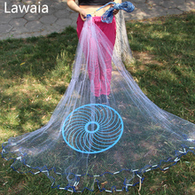 Lawaia Frisbee Throwing Hand American Fishing Network Fishing-net-china Fishing Net China Fishing-net Trap For Crabs