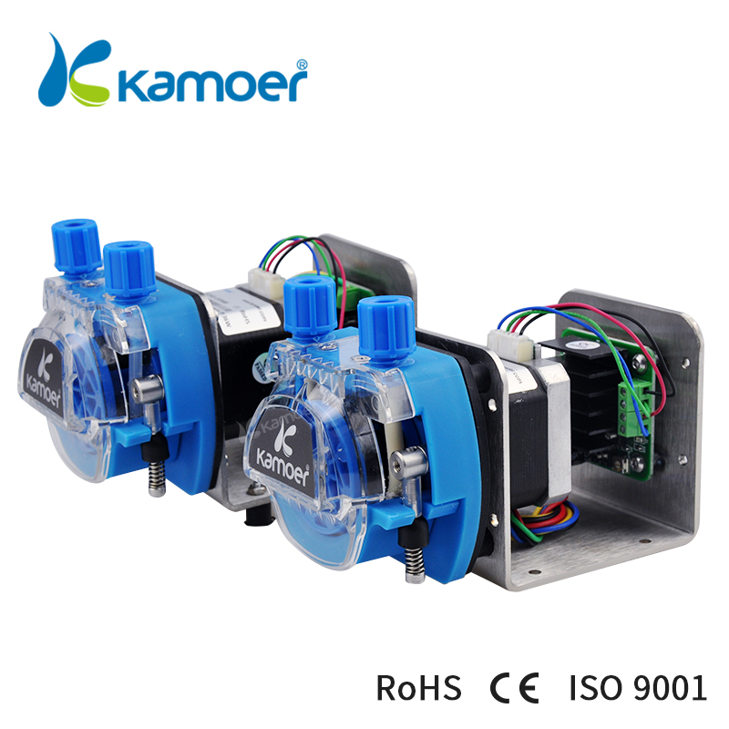 Kamoer 12V /24V KCM-ODM Peristaltic Water  Pump With  Stepper MotorKamoer 12V /24V KCM-ODM Peristaltic Water  Pump With  Stepper Motor