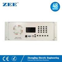 48 выходов 36 выходы светодиодный регулировщика 220 В электричество контроллер светофора RS485 RS232 подключен локальной сети